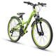 s'cool XXlite 24 21-S Bicicletta bambino alloy verde